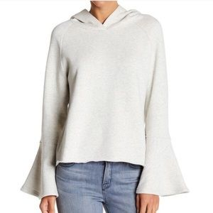 Melrose and Market flared sleeve hoodie